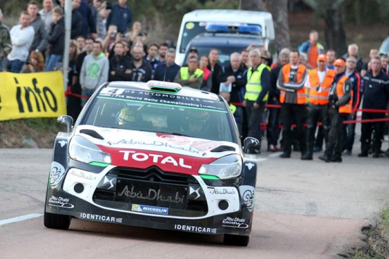 Citroen picks WRC over WTCC from 2017, to miss '16 WRC season