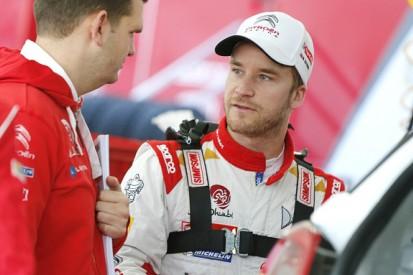 Ostberg leaves Citroen, Meeke could run partial WRC programme