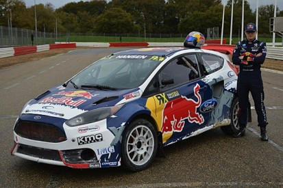 Teenager Kevin Hansen to become youngest World RX racer in Argentina