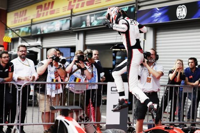 Spa GP3: Mercedes junior George Russell leads ART 1-2-3 to victory