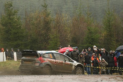 Elfyn Evans and Ott Tanak could share 2016 M-Sport WRC Ford seat