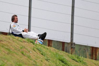 McLaren's Fernando Alonso says some of his F1 rivals in worse pain