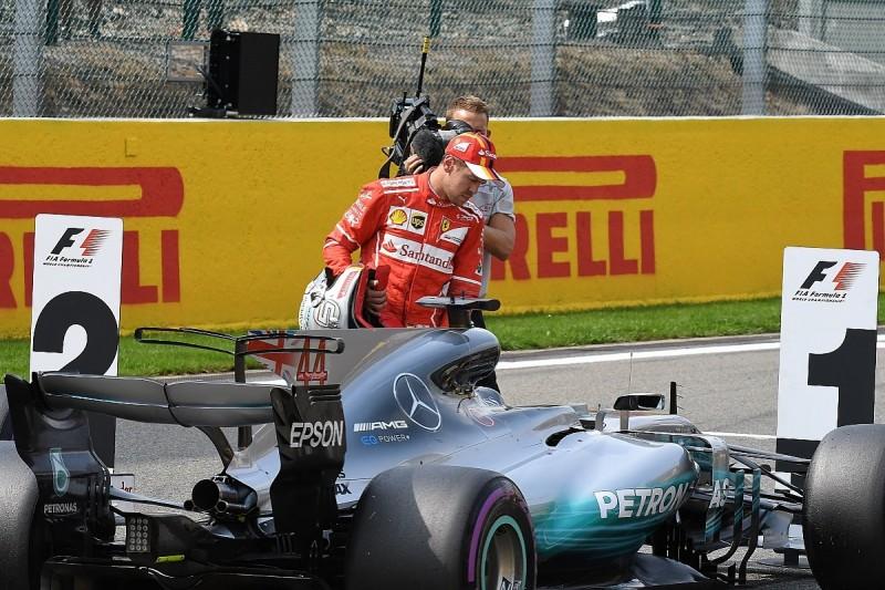 Wolff denies Mercedes F1 team held talks with Vettel