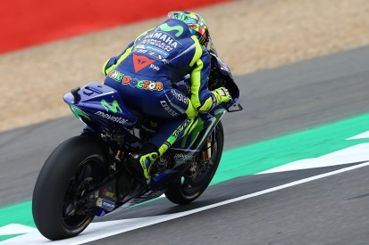 Valentino Rossi expects to fight for third in British Grand Prix