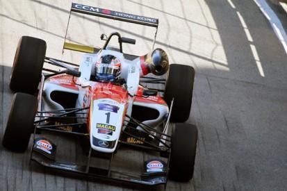 F3 Macau GP: Prema Powerteam's Rosenqvist takes provisional pole