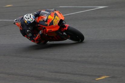 Espargaro says following Marquez caused British GP qualifying crash