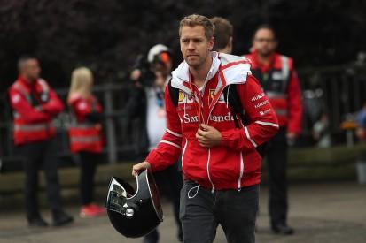 Sebastian Vettel extends Ferrari Formula 1 deal to 2020