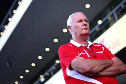 Manor Formula 1 team principal John Booth open to F1 return