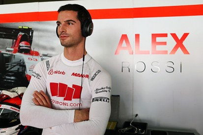 Alexander Rossi nearly ditched F1 hopes for Dale Coyne IndyCar seat