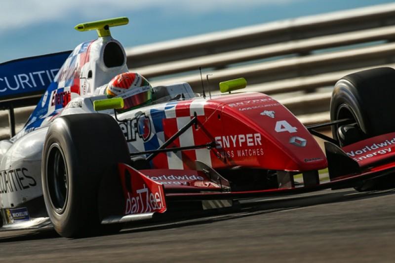 Formula Renault 2.0 standout Deletraz joins Fortec for F3.5 V8