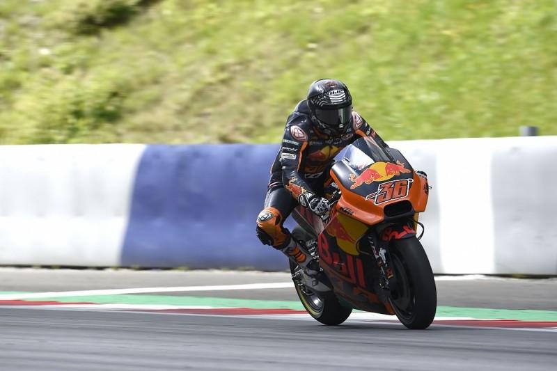 Kallio handed third KTM MotoGP wildcard outing of season for Aragon