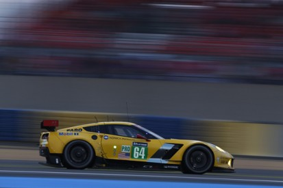 Ricky Taylor to join brother in Corvette Le Mans 24 Hours line-up
