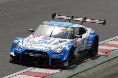 Jenson Button qualifies ninth for Super GT's Suzuka 1000km