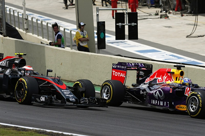 Too late for Red Bull 2016 F1 engine deal now says Honda