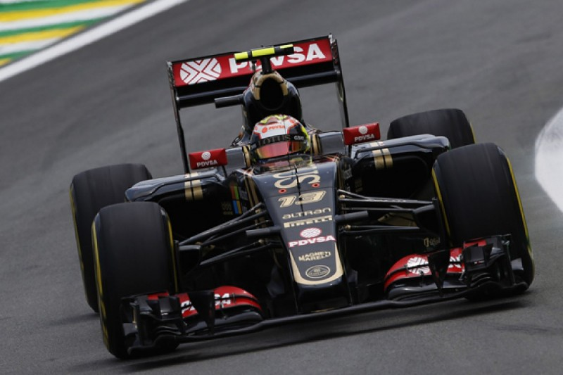 Maldonado penalty for Ericsson Interlagos clash 'harsh', says Lotus