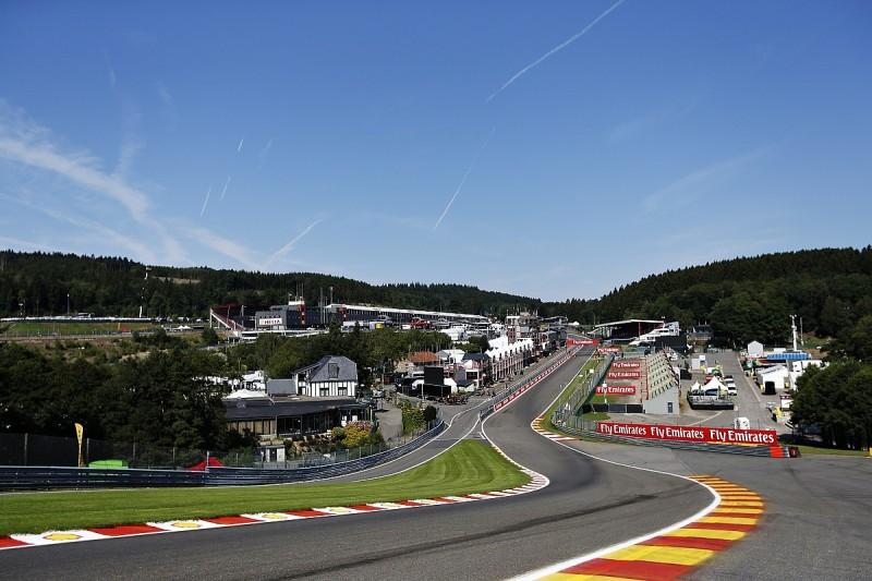 Belgian GP: Charlie Whiting warns drivers of 'cheat loop' sanctions