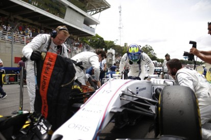 Williams to appeal Massa's exclusion from F1 Brazilian Grand Prix