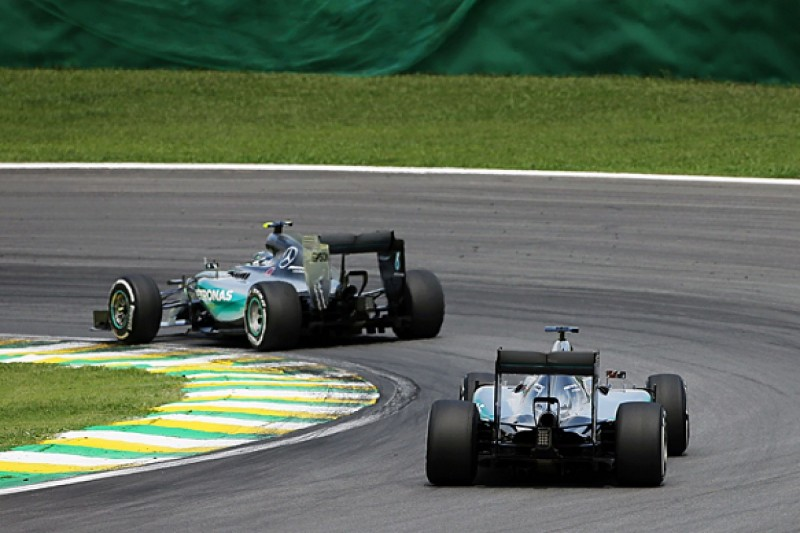 Mercedes' equal strategy policy not negotiable says F1 chief Wolff