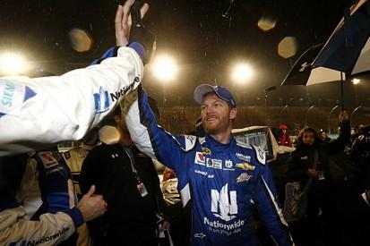 Phoenix NASCAR: Dale Earnhardt Jr wins in rain as Chase quartet set