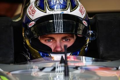 Gustav Malja back to GP2 with Rapax in place of Robert Visoiu
