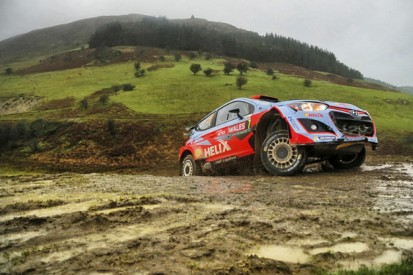 Weather and discovery of human remains threatened WRC Rally GB