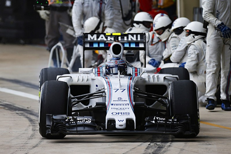 Williams faces 'a lot of work' to close on Ferrari/Mercedes in 2016