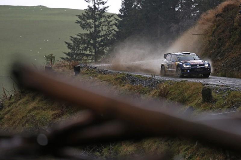 WRC Rally GB: Ogier closing on victory, Mikkelsen chasing Meeke