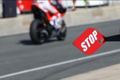 Valentino Rossi: MotoGP's new pitlane rules don't solve problem