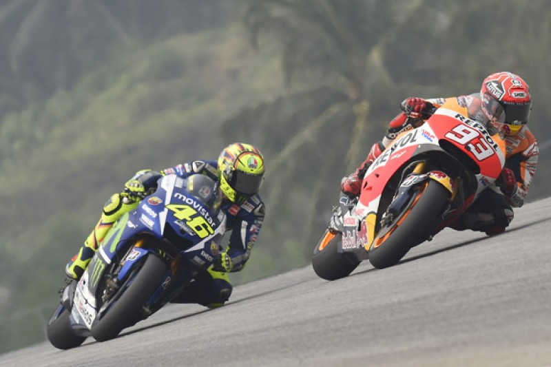 Rossi/Marquez needed early action, says Rossi's former MotoGP boss
