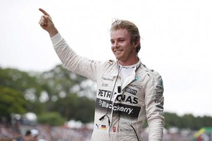 Brazilian F1 GP: Nico Rosberg defeats Lewis Hamilton at Interlagos