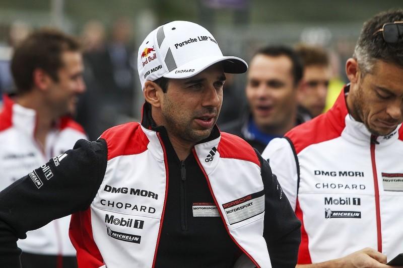 Jani: Dragon Formula E drive no guarantee of Porsche seat
