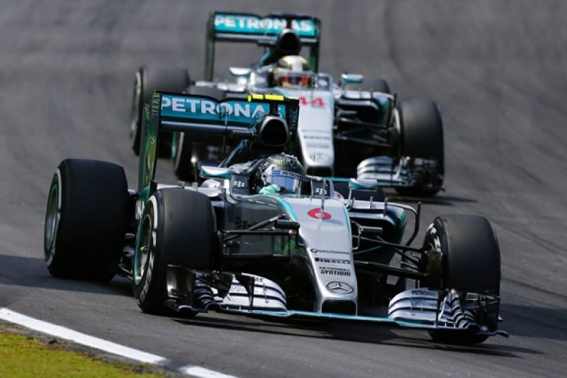Mercedes should allow F1 strategy risks, Hamilton says