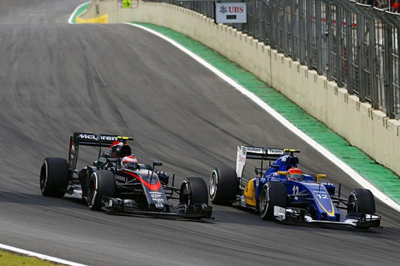 Jenson Button calls McLaren-Honda's F1 straightline deficit 'scary'