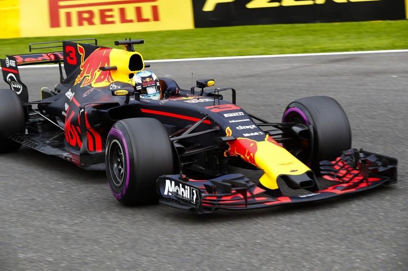 Red Bull F1 team drops low-drag Belgian GP set-up gamble