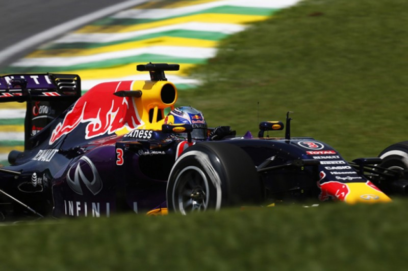 Upgraded Renault F1 power unit no better, says Red Bull's Ricciardo