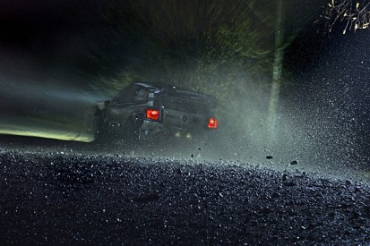 WRC Rally GB: VW's Sebastien Ogier completes night stages in lead