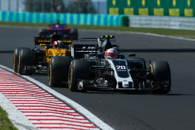Haas F1's Steiner: Hulkenberg/Magnussen don't need hugging session