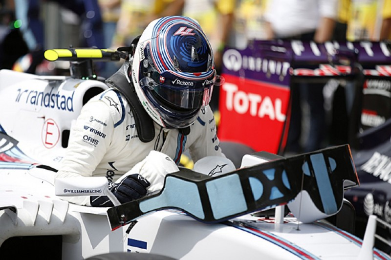 Brazilian GP: Bottas disagrees with grid penalty for red flag pass