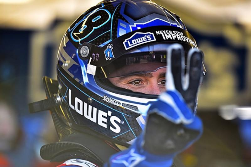 Phoenix NASCAR: Jimmie Johnson claims pole for Hendrick