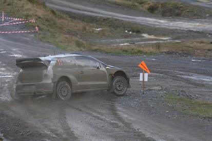 WRC Rally GB: Sebastien Ogier pulls away from Kris Meeke