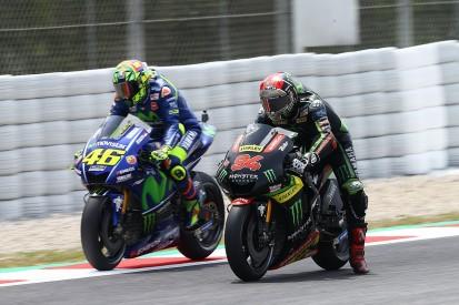 MotoGP Silverstone: Tech3 riders get chance to try Yamaha fairing