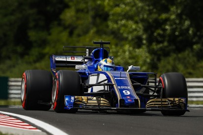 Sauber's Ericsson gets Belgian GP grid penalty for gearbox change