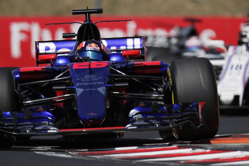Toro Rosso's Kvyat says F1 ban threat won't change his approach