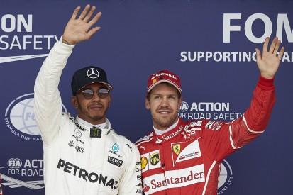 Lewis Hamilton: Sebastian Vettel wouldn't want to be my team-mate