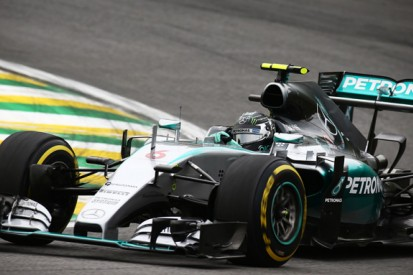 Brazilian GP practice gap to Hamilton all engine settings - Rosberg