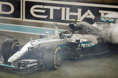 Mercedes will have F1 driver line-up 'plan B' after Rosberg drama
