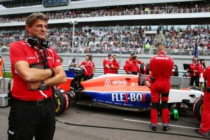 Graeme Lowdon confirms departure from Manor Formula 1 team