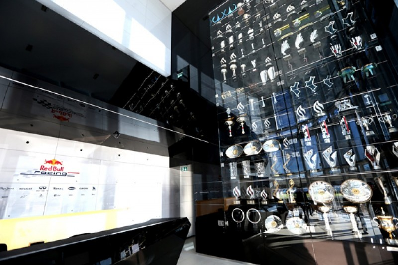 Four men involved in Red Bull Formula 1 trophy theft jailed