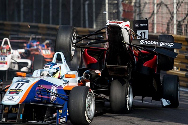 Macau Formula 3 Grand Prix could adopt virtual safety car system
