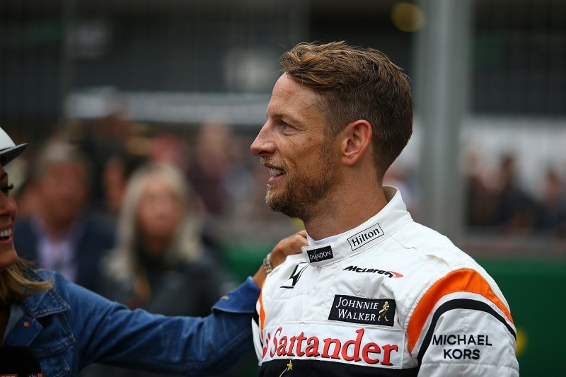 Jenson Button says he will 'definitely' race full-time in 2018